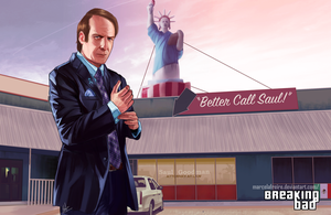 Better Call Saul! by MarcelaFreire