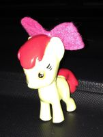 Apple Bloom in the Spot Light by ArtKing3000