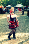 Ren Fair by SarahInWonderland