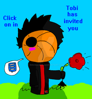 Tobi Has Invited You by Maciozaur