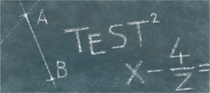 Blackboard Test by ArtBIT