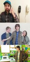 Supernatural Cosplays from 2013 by theenvylover
