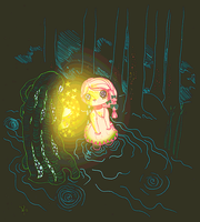Swampthings gif by OhAnneli