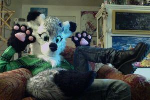 LunarSpoon's Fursuit by LunarSpoon