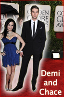 Demi and Chace photomontage by caris94