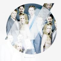 True Blood cast by Miss-deviantE