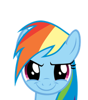Rainbow Dash RAEP by jlryan