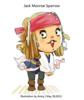 2013-5-28 Jack Monroe Sparrow by amoykid