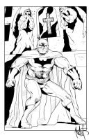 Batman 2011 by NathanKroll