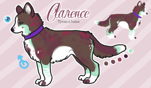 Clarence by ashleigheperry