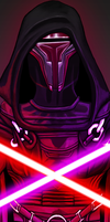 Darth Revan - a Bookmark for you guys by R1VENkassle