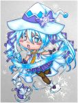 Traditional - Snow Miku by ImHisEternalAngel