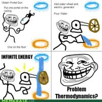Troll Science: Infinite Energy by Tailsfan95
