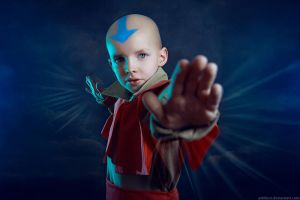 Avatar, The Last Airbender - Aang I by Ashitaro