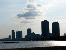 Big City Skyline by Michies-Photographyy