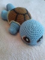Baby Squirtle by EmmO3