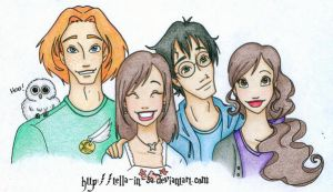 Harry Potter ID by Tella-in-SA