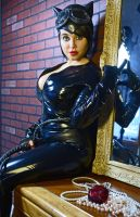 Catwoman Print by CosplayDeviants