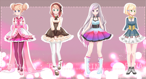 [OPEN] Lolita Set [ADOPTABLES/AUCTION] by rinachin