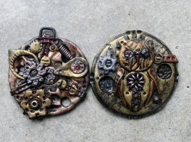 Steampunk Charms 2 by tanren