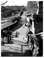 Princes Street Gardens by anotherview