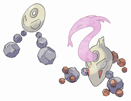 Hagstone Pokemon by JoshKH92