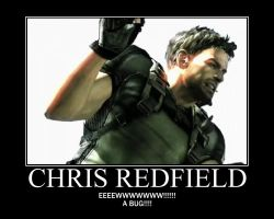 Chris Redfield by leon42633