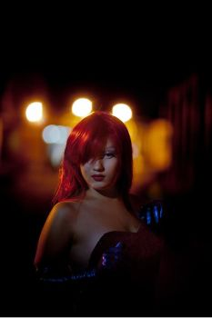 Jessica Rabbit by Flame-R