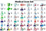 Medical Icon Set by alexwhite2