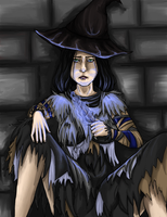 Yuria, the Witch by InstantCereal