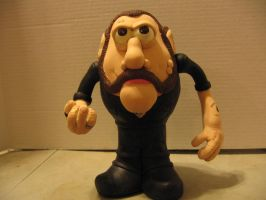 Lemmy Kilmister Potatohead by Potatoheadmaster