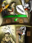 Toon Town Comic: The Rip Offs Page 17 by What-if-Writer
