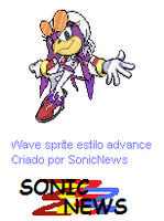 wave sprite advance by sonicnews