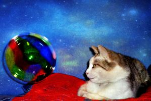 Magical ball by tere-fere-qq
