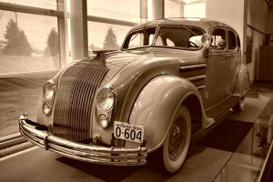 1934 Chrysler Airflow by Originalbossman