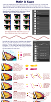 Tutorial of My Art Style: Part 4 by Kuro-Arashi-Ame