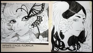 Infinite Stage : Concepts from Floralia by marikit
