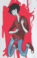 marshall lee the vampire king by stare507
