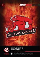 Diables Rouges by nutson
