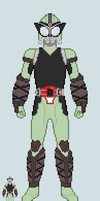 Toku sprite - Sigurd (Base suit) by Malunis