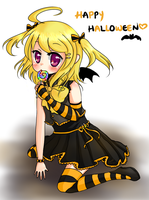 SS: Happy Halloween by Hakiru