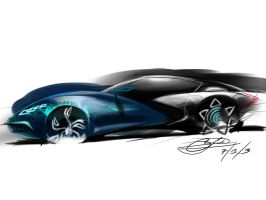 Layered Car Concept by chrislah294