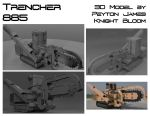 Trencher 885 by RUROKENROX