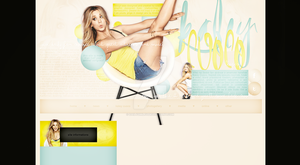 Ordered design (daily-kaleycuoco.blog.cz) by dailysmiley