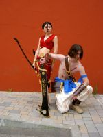Prince of Persia cosplay by 14th-division