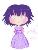 Hinata Chibi-Color by Antifashion19