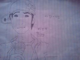 Baro Drawing by iskittlex3