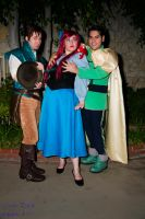 Mismatched Disney Grope by Endymius