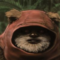 Ewok by HenryPonciano