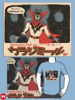 Vampire Hero Vladimir shirts by tnperkins